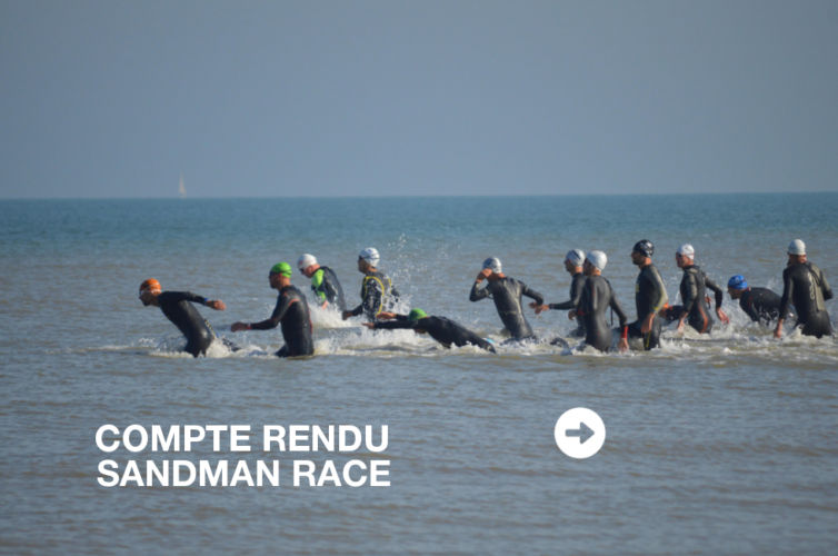 Wedstrijdverslag Sandman Race