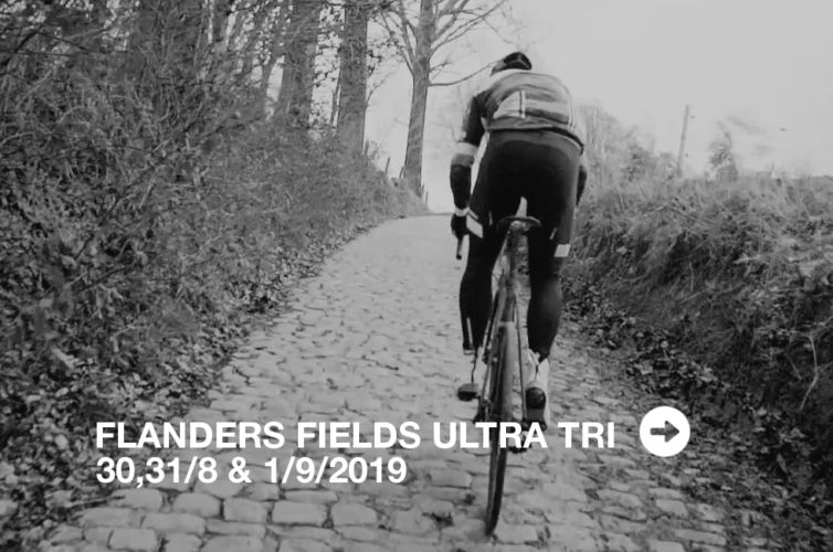 Flanders Fileds Ultra Triathlon 2019